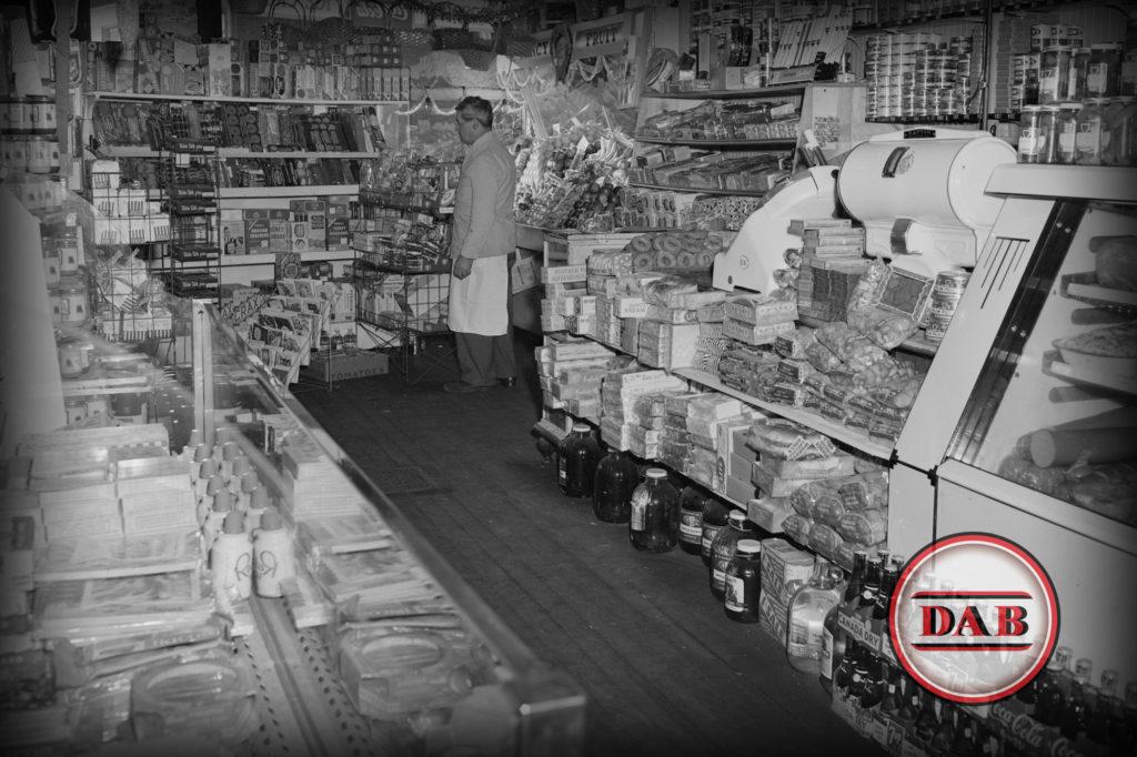 DAB - Distribuzione Alimenti e Bevande __ Mini Market __