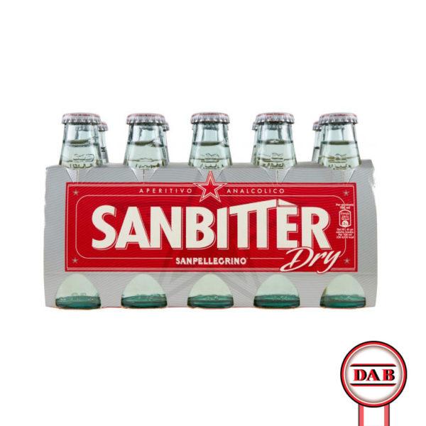SANBITTER BIANCO __ Aperitivo-analcolico __ DAB srl __ Distribuzione Alimentari e Bevande __ CONFEZIONE __