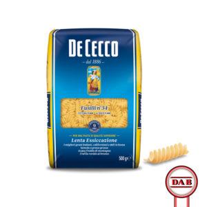 De-Cecco__FUSILLI-34__Pasta-di-Semola__DAB-srl__PRODOTTO__