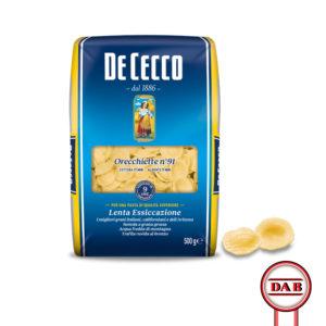 De-Cecco__ORECCHIETTE-91__Pasta-di-Semola__DAB-srl__PRODOTTO__