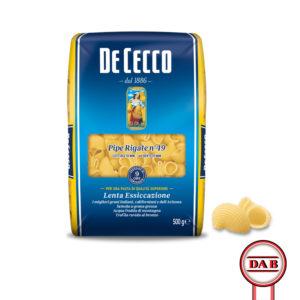 De-Cecco__PIPE-RIGATE-49__Pasta-di-Semola__DAB-srl__PRODOTTO__