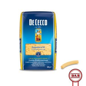 De-Cecco__SEDANINI-61__Pasta-di-Semola__DAB-srl__PRODOTTO__