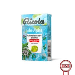RICOLA__Erbe-Alpine__CARAMELLE-Svizzere-alle-erbe_senza-zucchero__DAB-srl__PRODOTTO__
