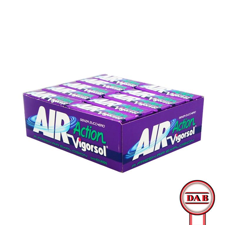 vendita VIGORSOL AIR REAL FRUIT STICK PZ.40 Perfetti Van