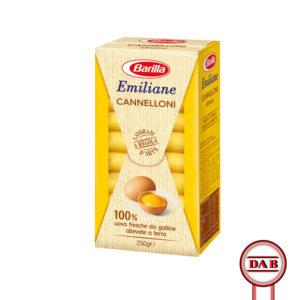 Barilla-Emiliane-all'uovo__CANELLONI__gr250__DAB-srl__distibuzione-alimentari-bevande__PRODOTTO__