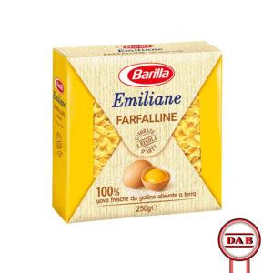 Barilla-Emiliane-all'uovo__FARFALLINE-n114__gr250__DAB-srl__PRODOTTO__