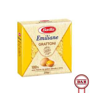 Barilla-Emiliane-all'uovo__GRATTONI-n116__gr250__DAB-srl__PRODOTTO__