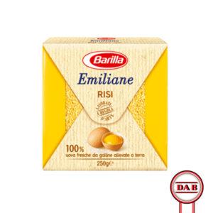 Barilla-Emiliane-all'uovo__RISI-n105__gr250__DAB-srl__PRODOTTO__