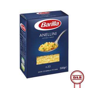 Barilla__ANELLINI-n33__gr500__DAB-srl__distibuzione-alimentari-bevande__PRODOTTO__