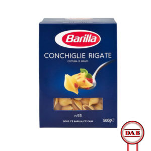 Barilla__CONCHIGLIE-n93__gr500__DAB-srl__distibuzione-alimentari-bevande__PRODOTTO__