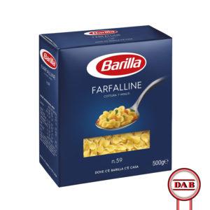 Barilla__FARFALLINE-n59__gr500__DAB-srl__distibuzione-alimentari-bevande__PRODOTTO__