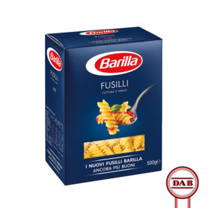 Barilla__FUSILLI-n98__gr500__DAB-srl__distibuzione-alimentari-bevande__PRODOTTO__
