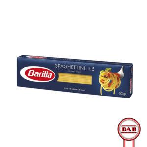 Barilla__SPAGHETTI-n3__gr500__DAB-srl__distibuzione-alimentari-bevande__PRODOTTO__