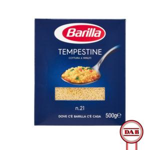 Barilla__TEMPESTINA-n21__gr500__DAB-srl__distibuzione-alimentari-bevande__PRODOTTO__